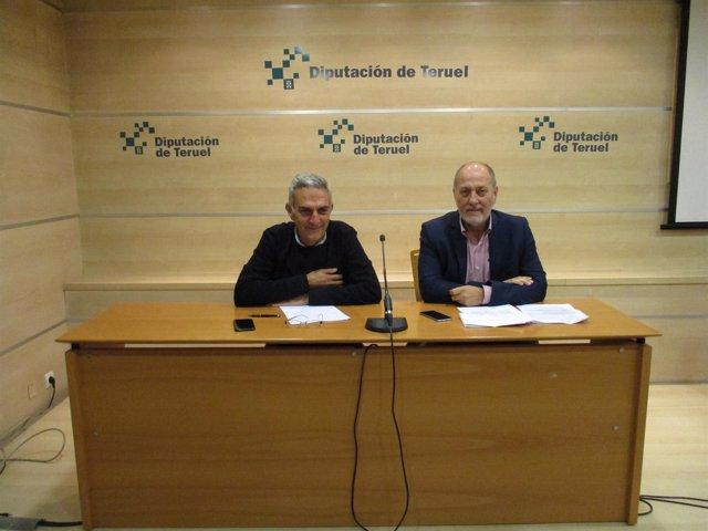 Rueda de prensa del grupo del PSOE