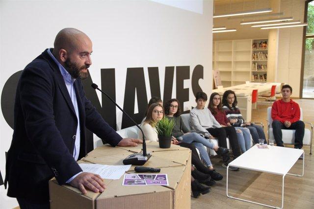 Presentación con los participantes