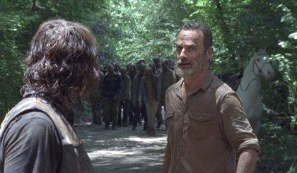 El caballo de Rick, nuevo blanco de las iras de los fans de The Walking Dead