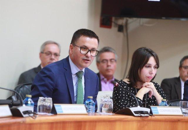 Conselleiro de Medio Rural en Comisión de Presupuestos