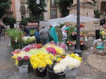 Los productores de flores encaran con pesimismo la festividad de Todos los Santos, según UPA
