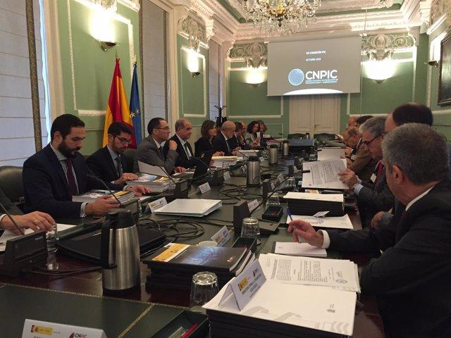 Comisión Nacional para la Protección de las Infraestructuras Críticas