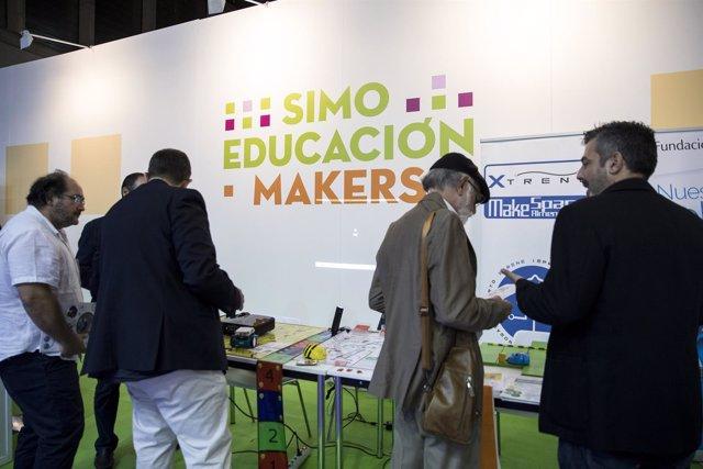 Simo Educación en Ifema