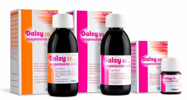 Dalsy 20 y 40 mg