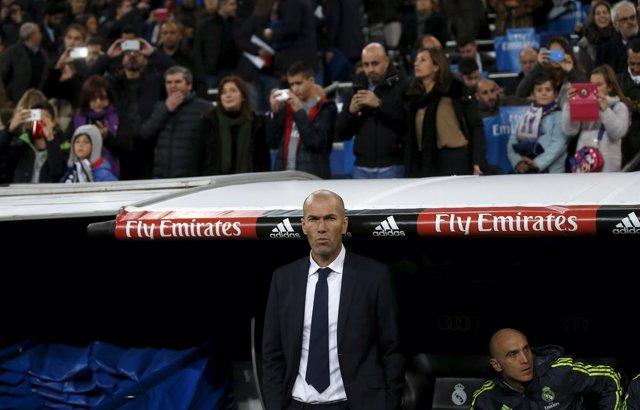 Real Madrid Zinédine Zidane David Bettoni