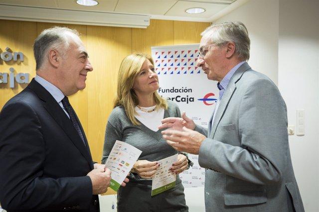 Fundación Ibercaja y Fundación CAI colaboran con un congreso de la AECC