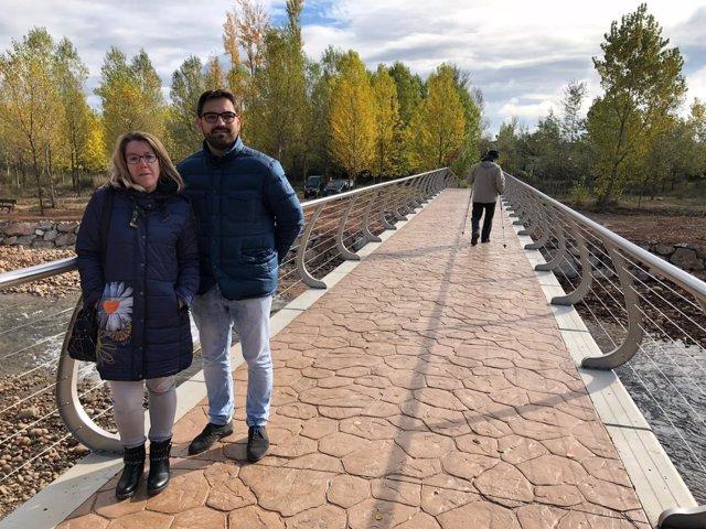 Nueva pasarela Villamediana