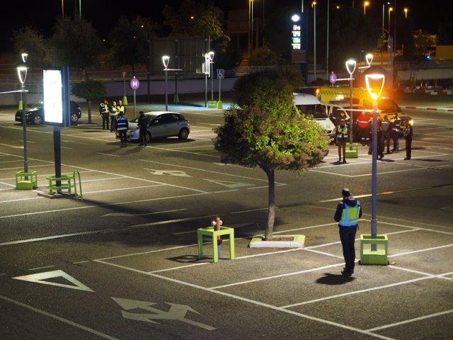 Valladolid.- Simulacro 'incidente Amok' en Valladolid 30-10-18