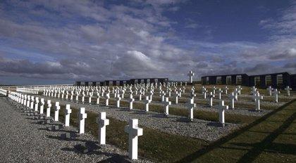 Identifican al solado argentino 102 enterrado en las Islas Malvinas