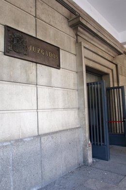 Sede judicial en Sevilla
