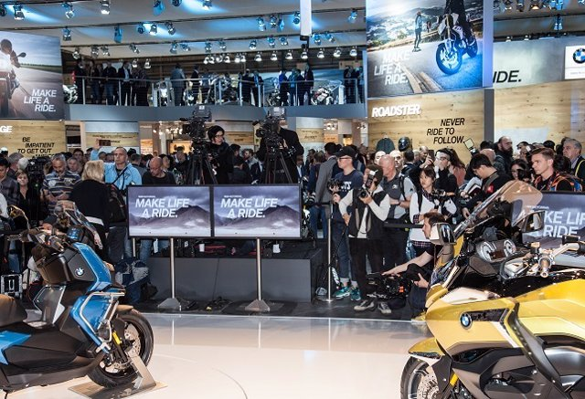 BMW Motorrad presentará seis estrenos mundiales en el salón Eicma de Milán