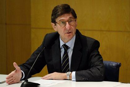 Goirigolzarri defiende la buena fe de la banca con el impuesto de hipotecas y cree que no cabe retroactividad