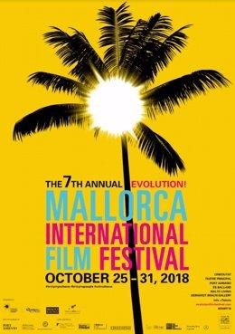 Cartel de 'Evolution! Mallorca International Film Festival' 2018