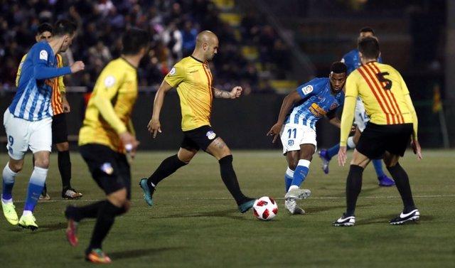 Atlético Sant Andreu Copa