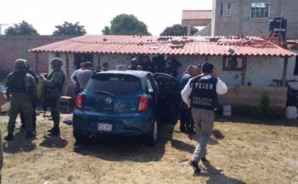 Mueren tres personas en Texcoco tras un enfrentamiento entre la Policía y un grupo armado
