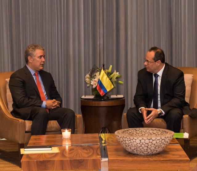 El presidente de Colombia inaugurará la Conferencia del CAF