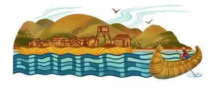 Google celebra el 40 aniversario de la Reserva Nacional del Titicaca