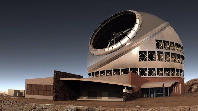 Autorizada la construcción del Telescopio TMT en Hawái, que deja casi sin opciones a La Palma