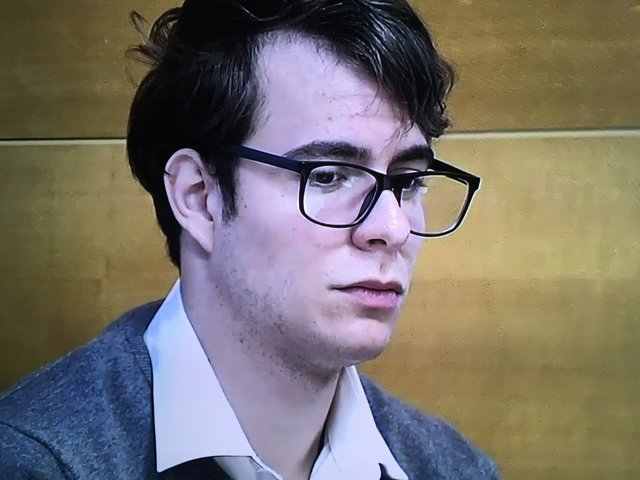 Patrick Nogueira, segunda sesión del juicio por el crimen de Pioz