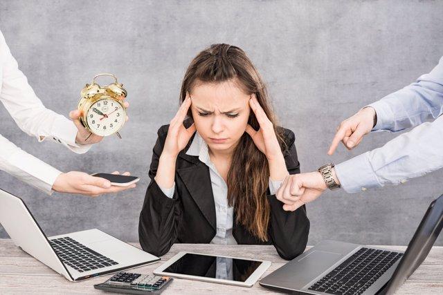 5 Formas De Prevenir El Estrés