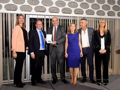 Javier Salvador, premiado con la medalla de la Fundación de la Sociedad Española de Endocrinología