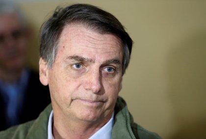 """Bolsonaro asegura que no es """"el más capacitado"""" para el puesto pero confía en que """"Dios capacita a los elegidos"""""""