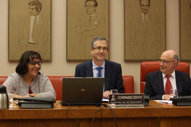 Comisión de Economía y Empresa en el Congreso de los Diputados
