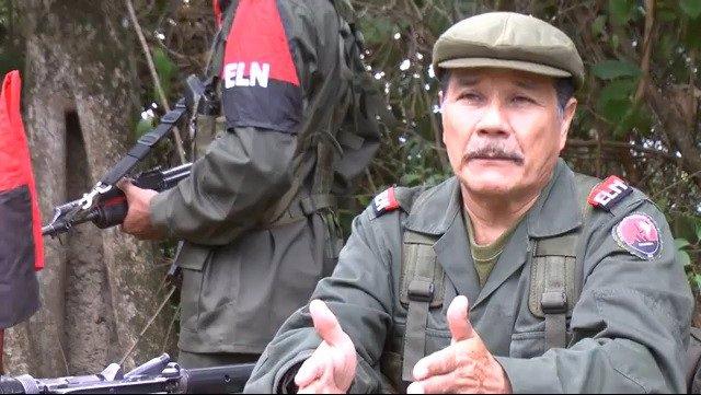 Gabino, líder del ELN