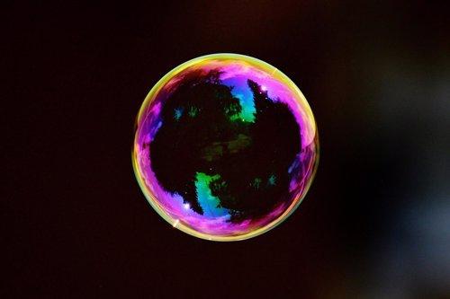 Una Fórmula Matemática Describe Cómo Explotan Las Burbujas