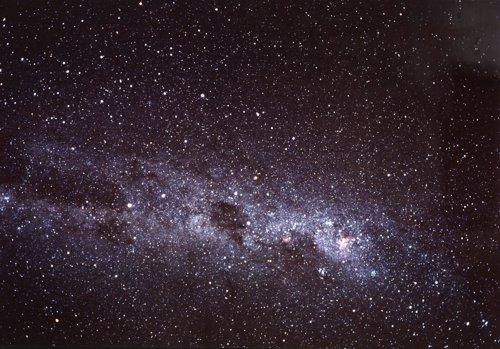 131783f3654 Identifican 'fósiles' del gigante que dió forma a la Vía Láctea