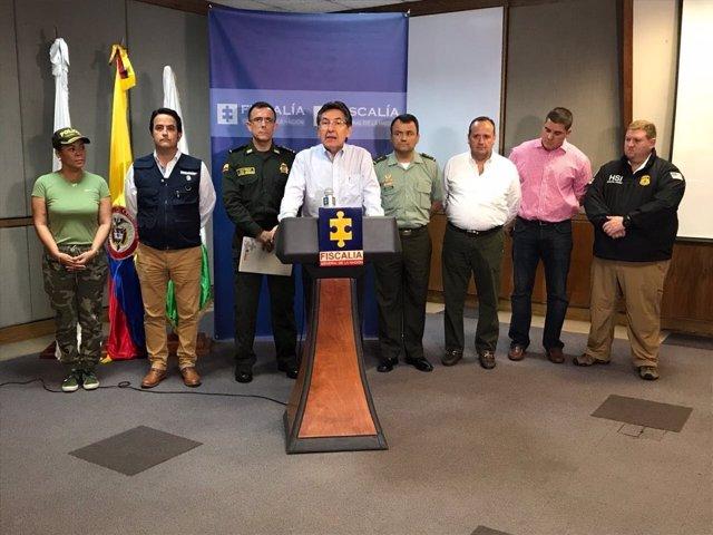 Fiscalía Colombia