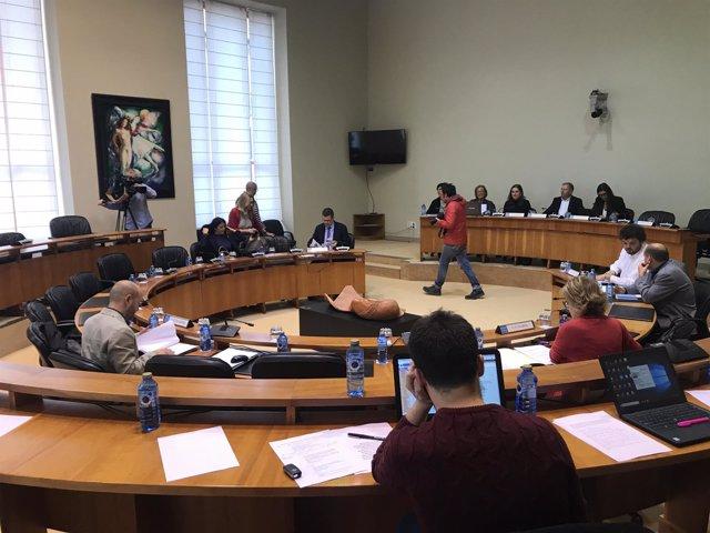 Reunión de la comisión de investigación sobre la sanidad
