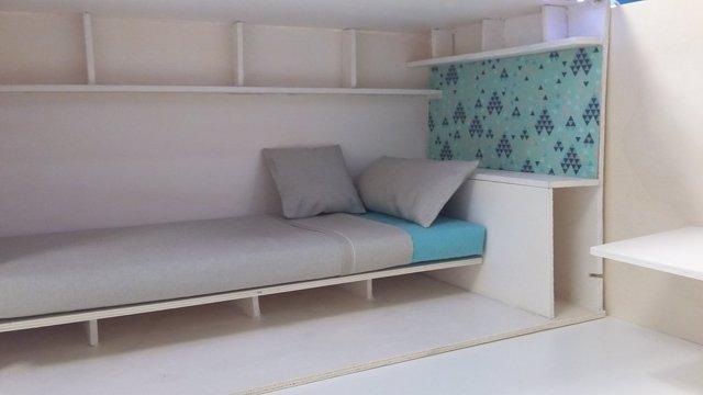 Proyecto de 'pisos colmena' de la empresa Haibu 4.0