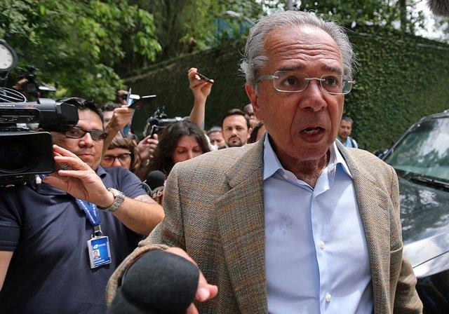 Economista Paulo Guedes, posible futuro ministro de Economía en Brasil