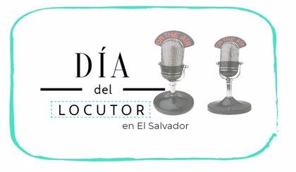 1 de noviembre: Día del Locutor en El Salvador, ¿por qué se celebra esta efeméride?