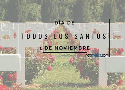 1 de noviembre: Día de Todos los Santos, ¿por qué se celebra hoy esta efeméride?