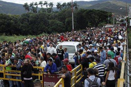 El Grupo de Lima acuerda facilitar la permanencia de ciudadanos venezolanos en Colombia