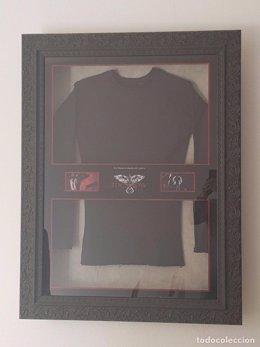 La camiseta de Brandon Lee y el chaleco de Michael Wincott