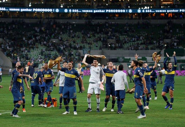 Copa Libertadores Boca Juniors