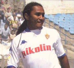 Esquerdinha, exjugador del Zaragoza