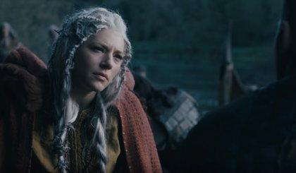 Nuevo adelanto del regreso de Vikings: ¿Traicionará Heahmund a Lagertha en la 5ª temporada?