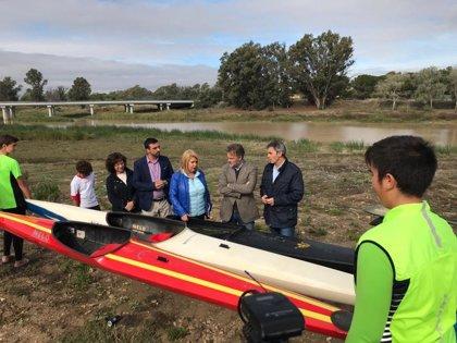 Junta declara navegables diez kilómetros del río Guadalete a su paso por Jerez de la Frontera