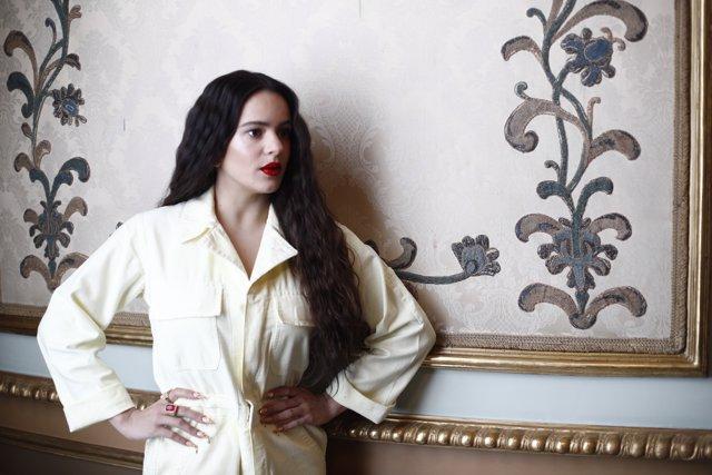 """Rosalía presenta su disco """"El mal querer"""""""