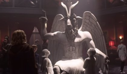 Una secta satánica demanda a Netflix por plagio en Sabrina
