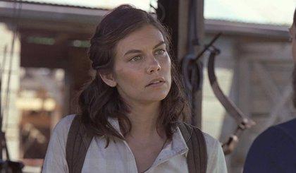 """El adiós de Lauren Cohan a The Walking Dead: """"Quiero a Maggie y siempre la querré"""""""
