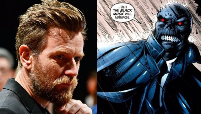 Ewan McGregor será Black Mask en Birds of Prey