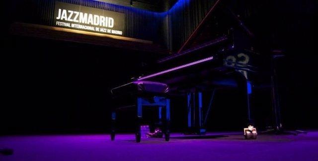 Escenario Jazzmadrid