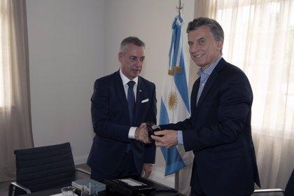 Argentina y el País Vasco (España) estudian la participación de empresas vascas y argentinas en licitaciones públicas