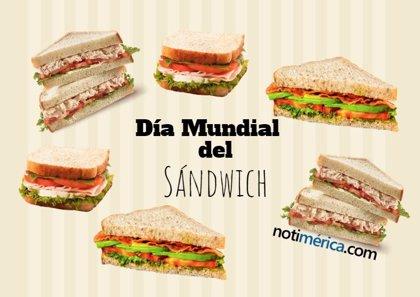 ¿Por qué se celebra el 3 de noviembre el Día Mundial del Sándwich?