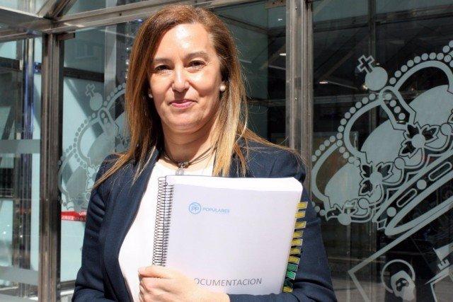María José González Revuelta, secretaria autonómica del PP